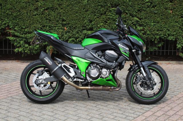 Kawasaki-Z 800 ABS