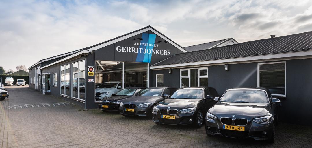 Autobedrijf Gerrit Jonkers-Waardenburg